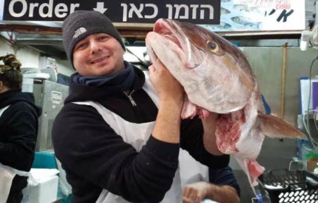 תמונת רקע - דוד דגים