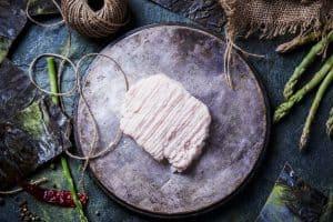 cod grouper minced white